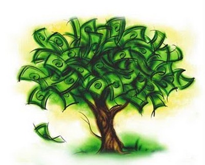 money-growing-on-trees