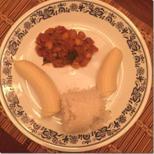 Kerela dinner