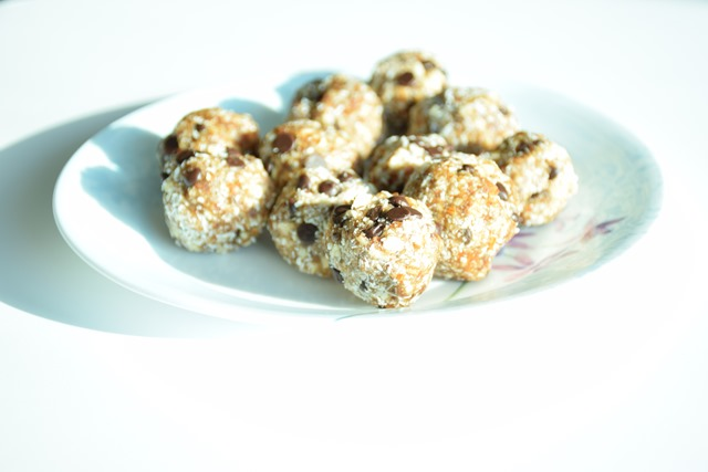 """Almond Joy"" Date Balls (Recipe) - My Inner Shakti"